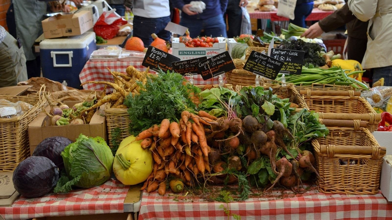 East Oxford Farmers' & Community Market