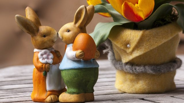 What to do for an Easter that's going to look a little different this year