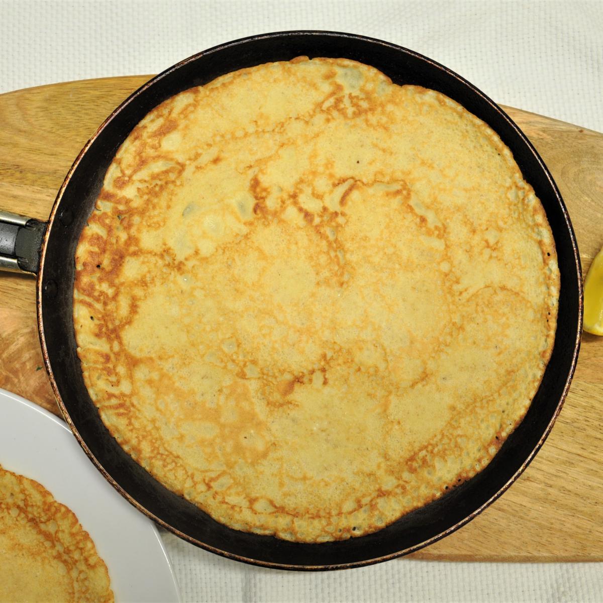 Easy Oaty Pancake Recipe