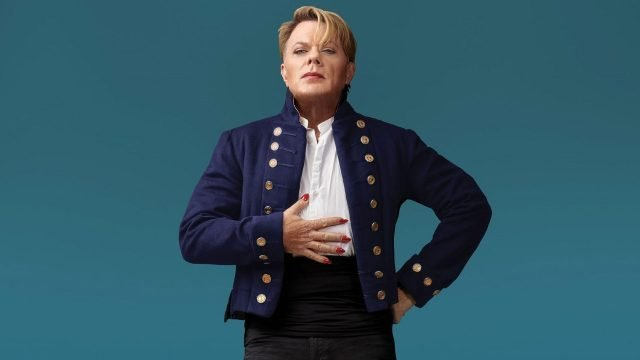 Eddie Izzard - Wunderbar - Live Comedy Show at New Oxford Theatre