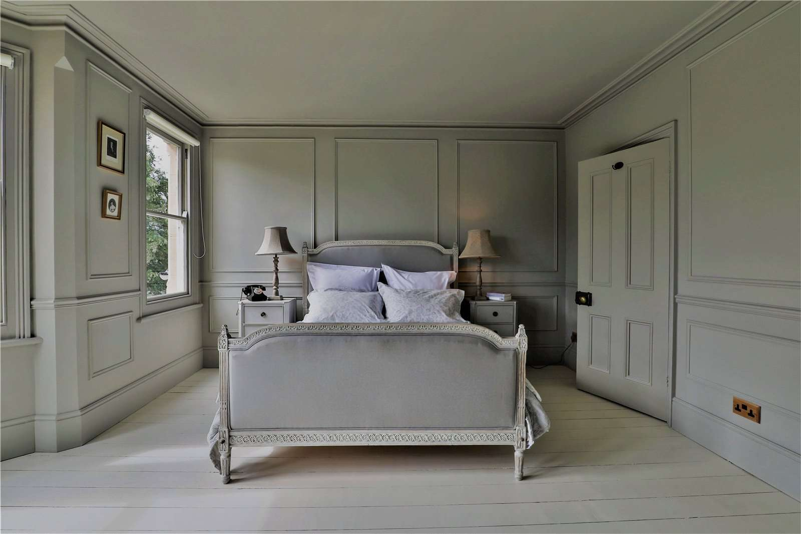 An elegantly-proportioned Victorian house on Woodstock Road in Oxford - Image Gallery 15 - Bedroom