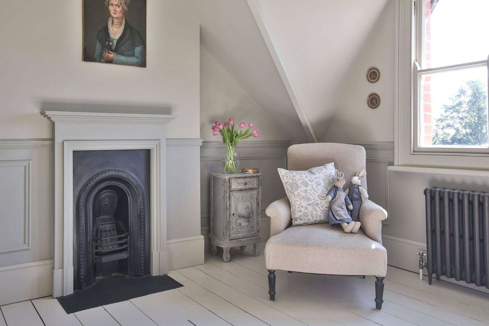 An elegantly-proportioned Victorian house on Woodstock Road in Oxford - Image Gallery 17 - Bedroom