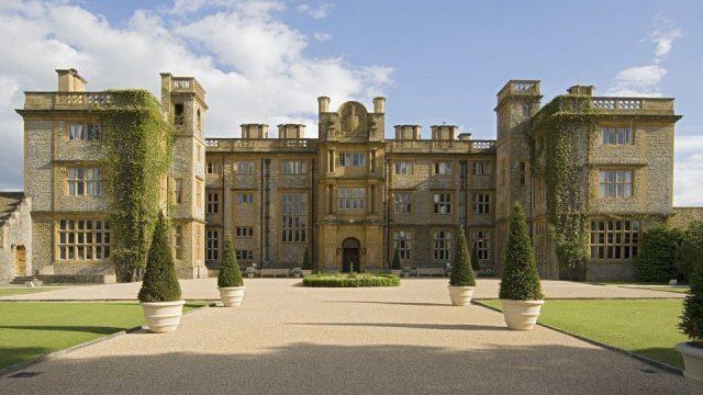Eynsham Hall Witney Oxfordshire