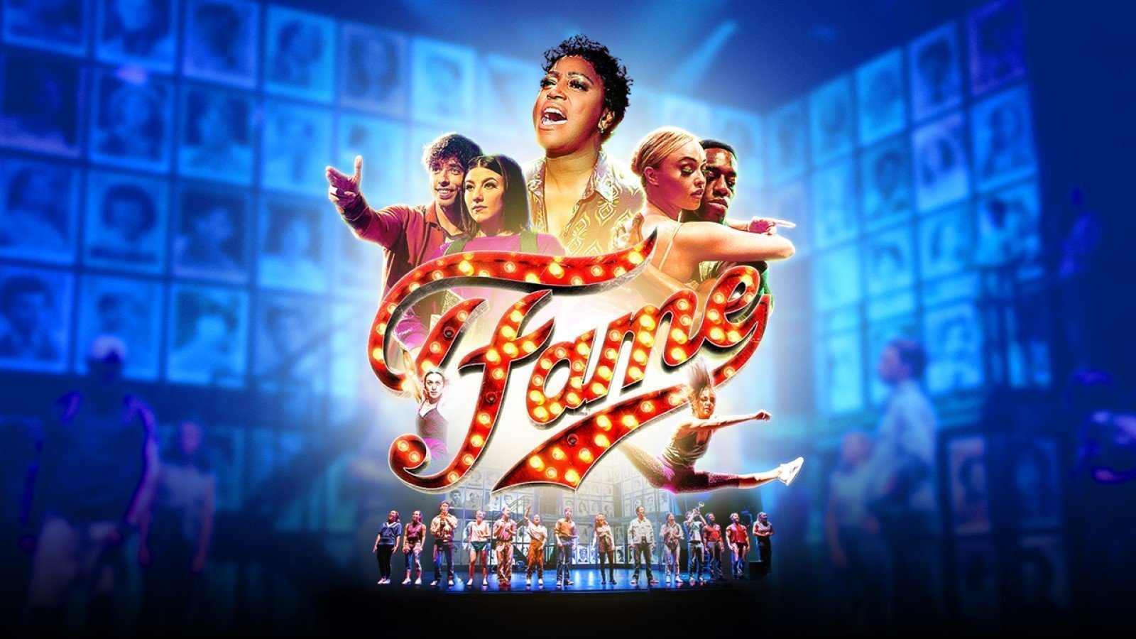 Fame the Musical at New Oxford Theatre