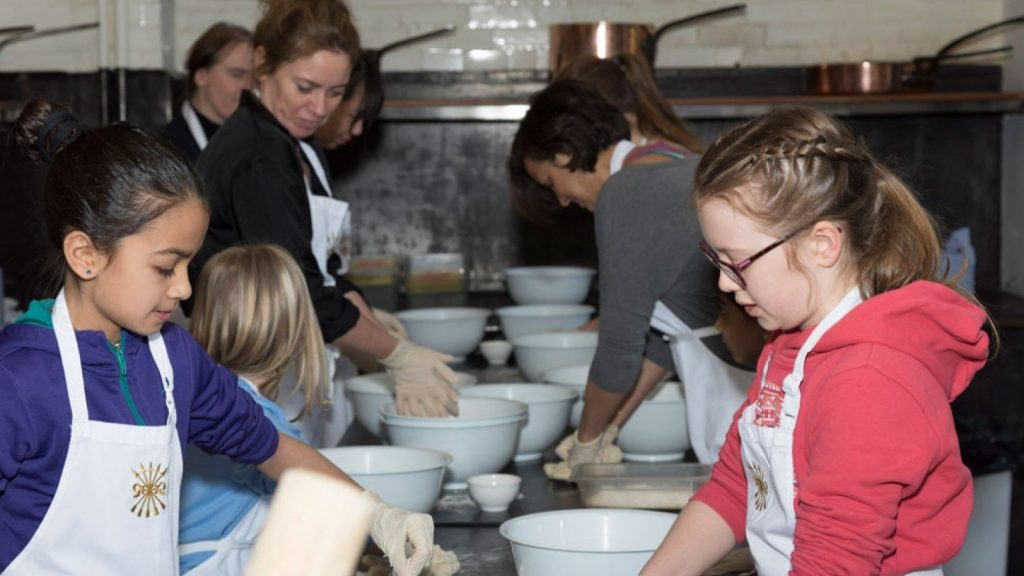 Family Cookery School at Waddesdon Manor - Half Term February 2019 Event