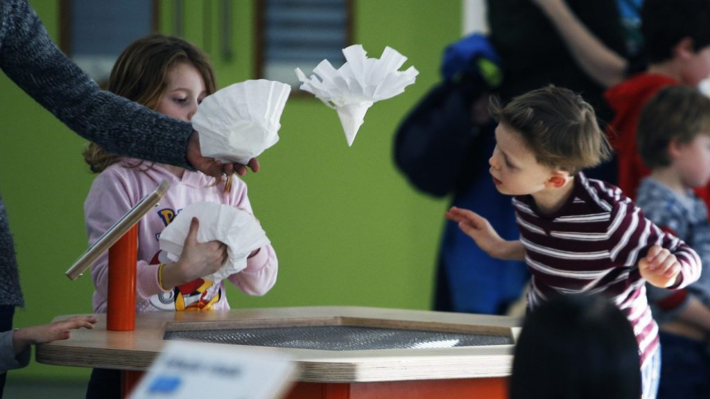 Family Day at Science Oxford Centre
