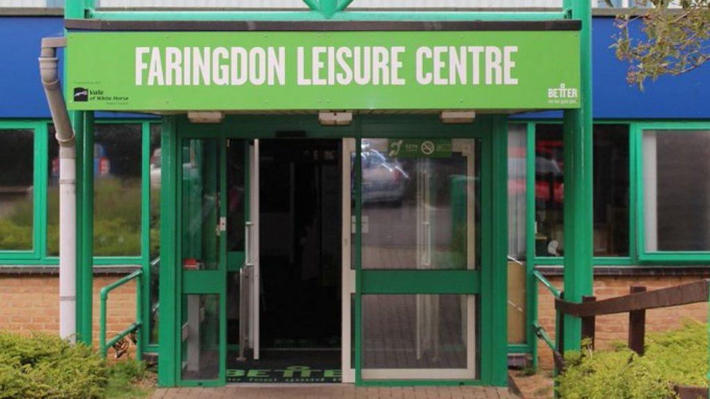 Faringdon Leisure Centre, Faringdon, OXfordshire