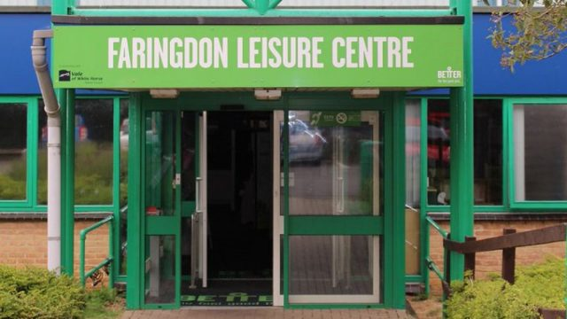 Faringdon Leisure Centre, Faringdon, OXfordshire