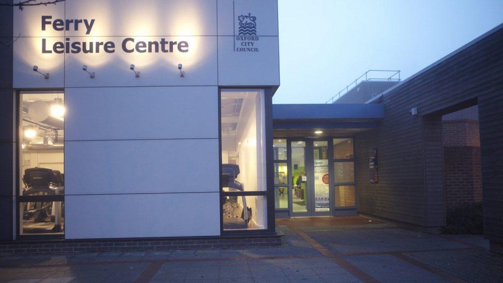 Ferry Leisure Centre Summertown Oxford