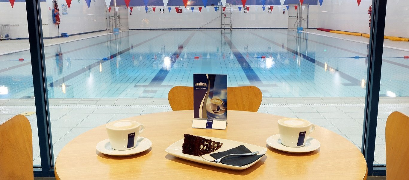 Ferry Leisure Centre Summertown Oxford - Cafe