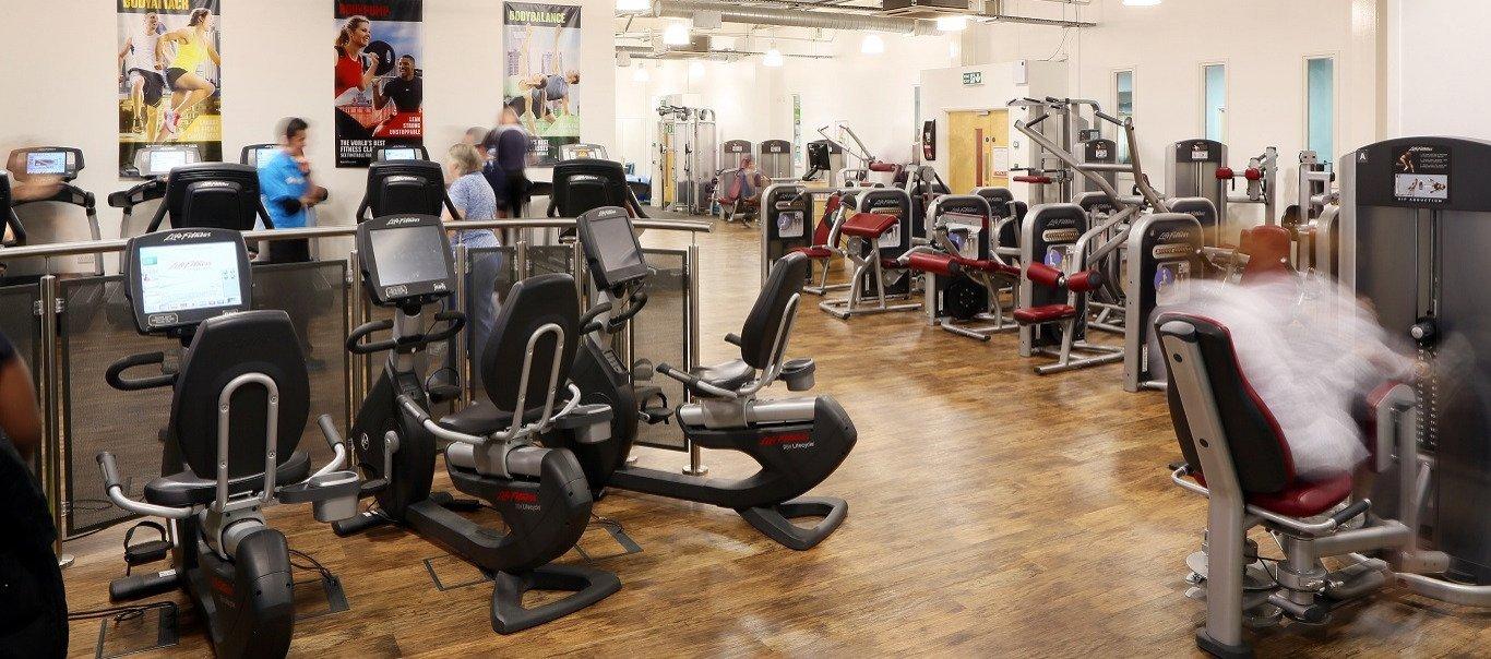 Ferry Leisure Centre Summertown Oxford - Gym