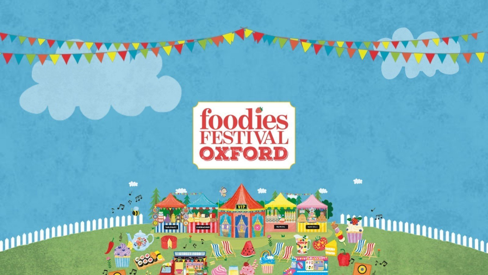 Foodies Festival Oxford 2021