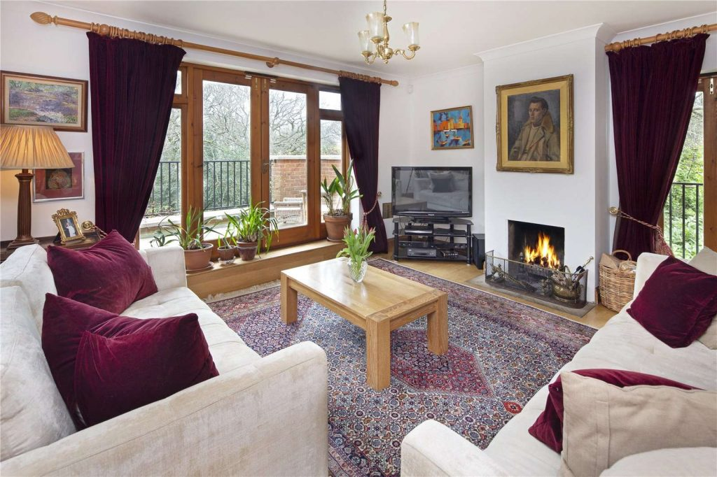 The Copse House, Foxcombe Road Boars Hill, Oxford - Family Room