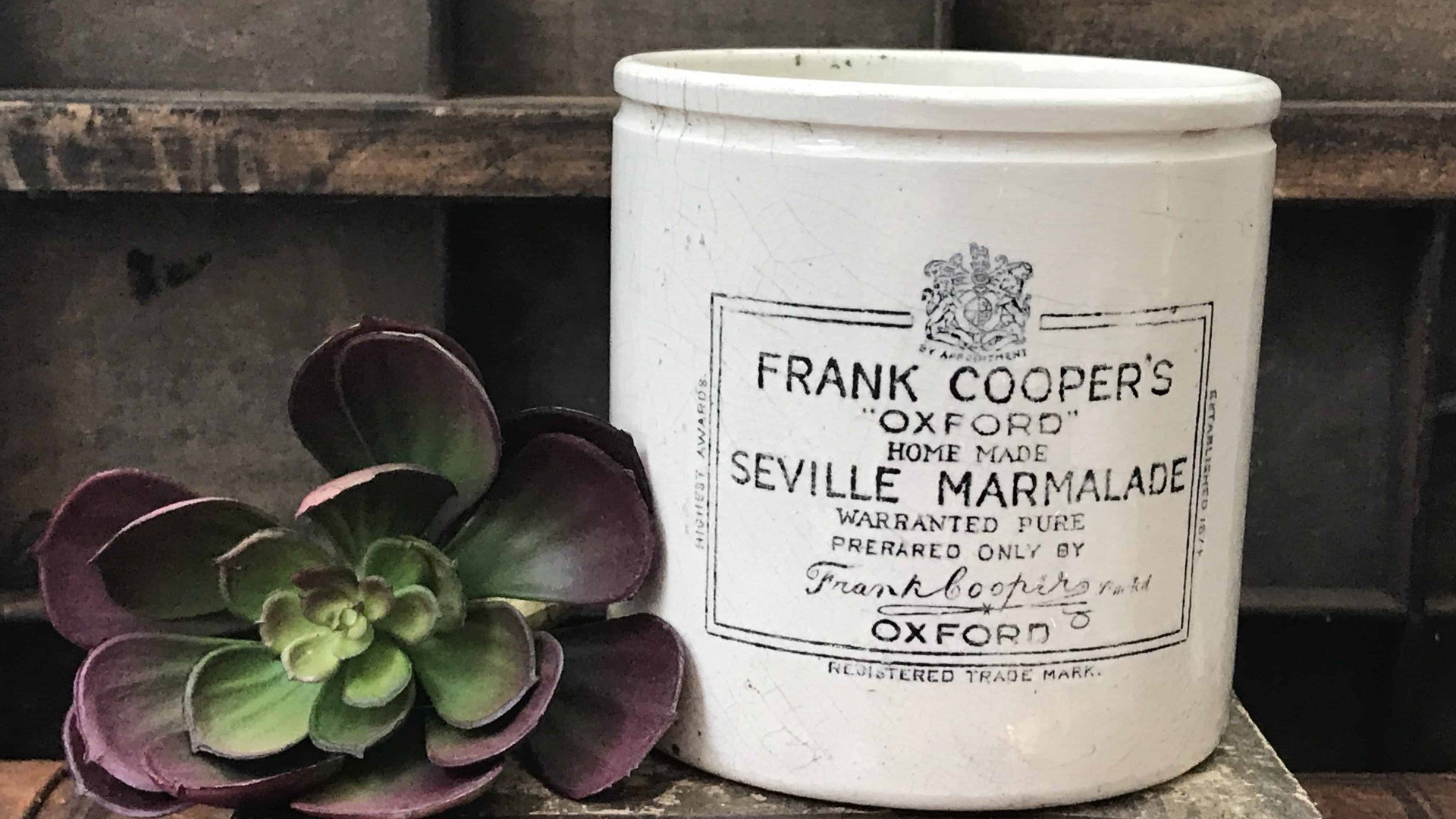 Beer, sausages and marmalade - Oxford food and drink in the 19th century with Liz Woolley