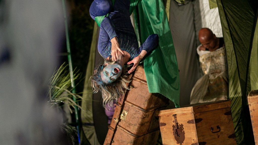 Fullers' Shakespeare in the Garden 2021 As You Like It at The Chequers in Weston-on-the-Green