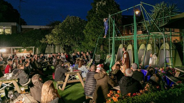 Shakespeare in the Garden returns to a Fuller's pub near you