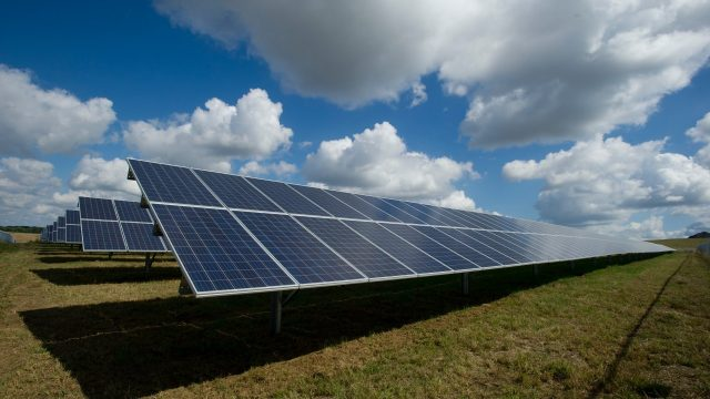 Funding confirmed for UK's largest community-owned solar park in Oxfordshire