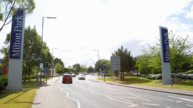 Fusion Processing selected for new self-driving minibus trial at Milton Park