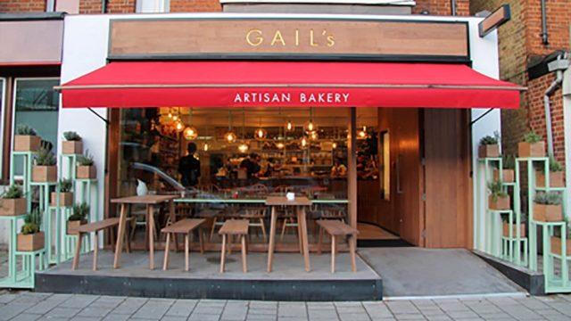 Gail's Bakery, Summertown Oxford
