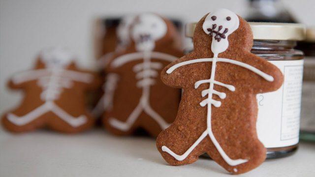 GAIL's Gingerbread Men Recipe