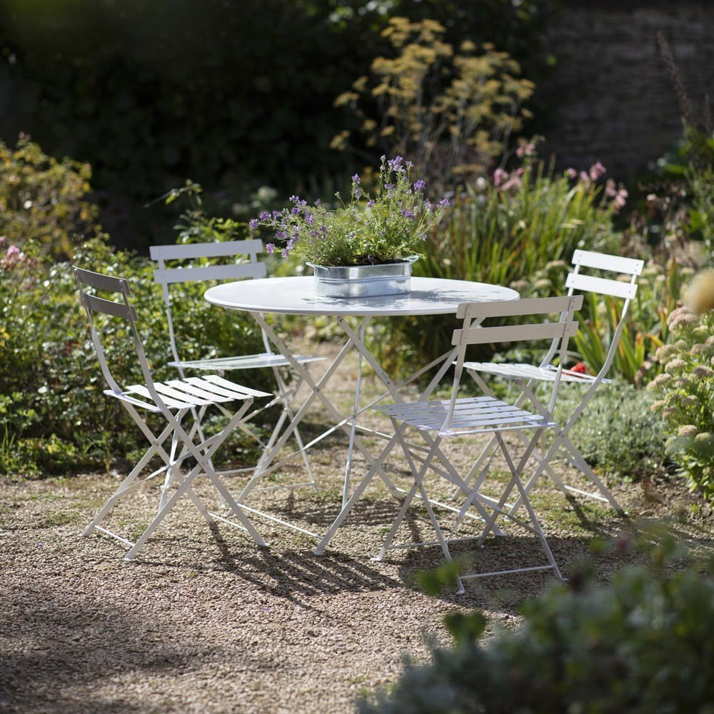 Garden Trading Rive Droite Bistro Set, Large