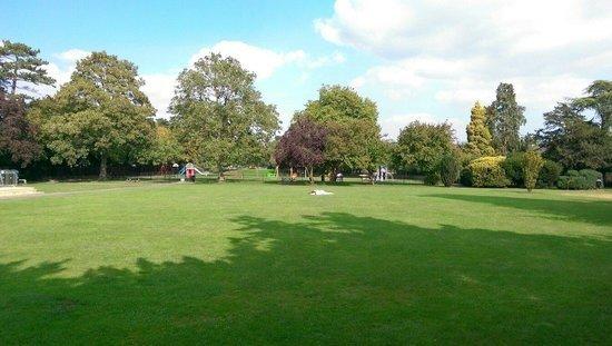 Garth Park, Bicester, Oxfordshire