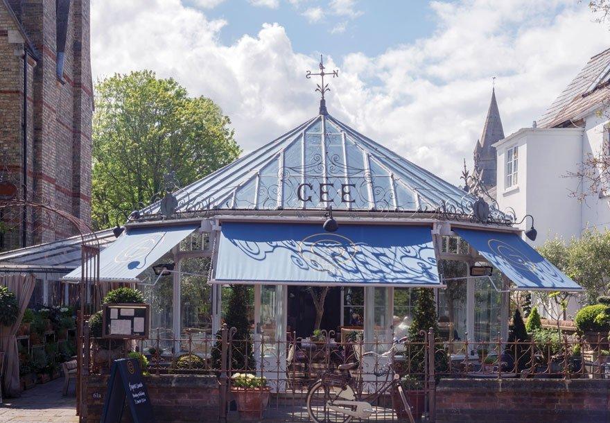 Gee's Restaurant & Bar, Banbury Road, Oxford - Exterior