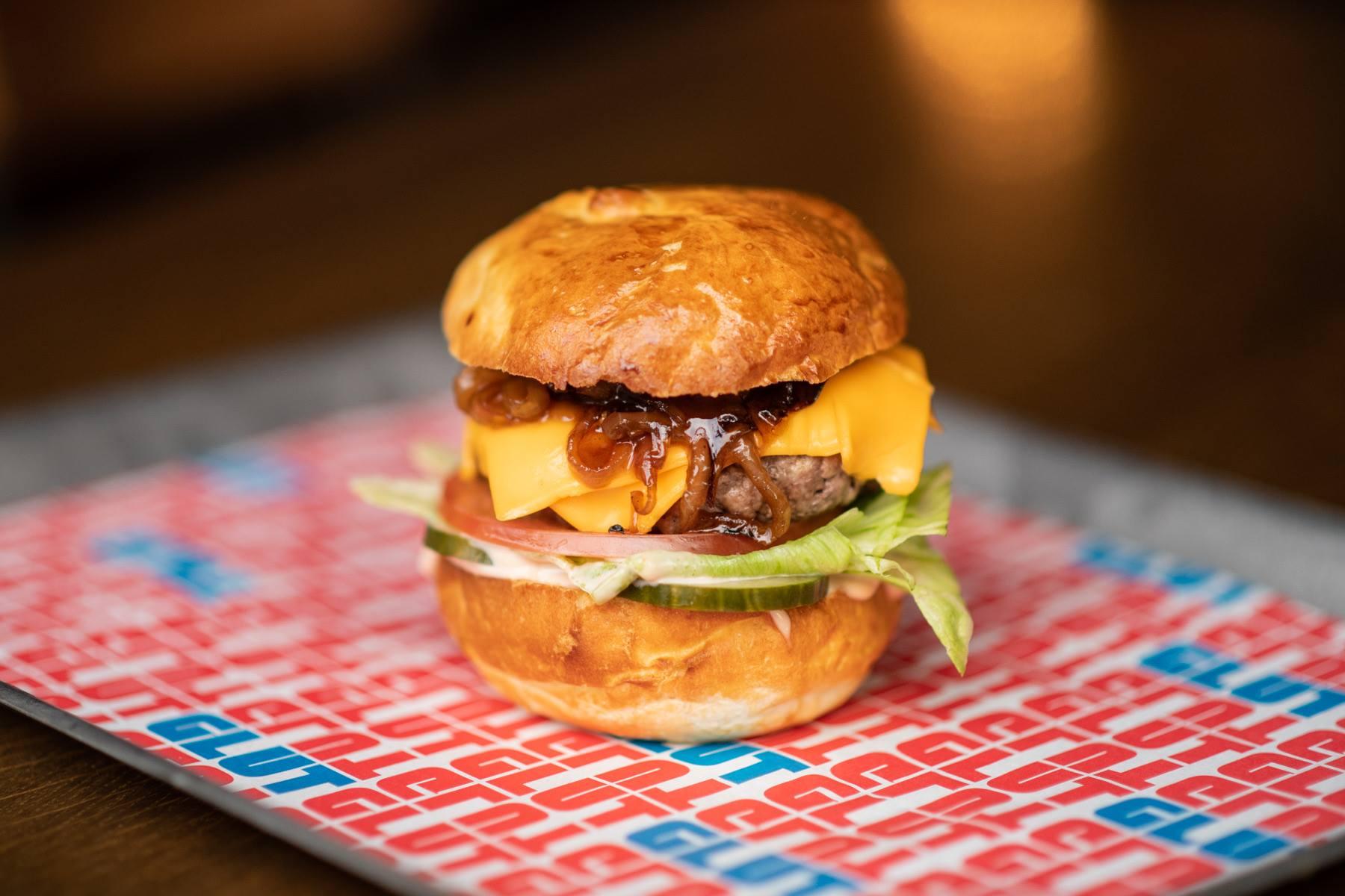 Glut, Oxford - Burger Restaurant - Gallery Image 05