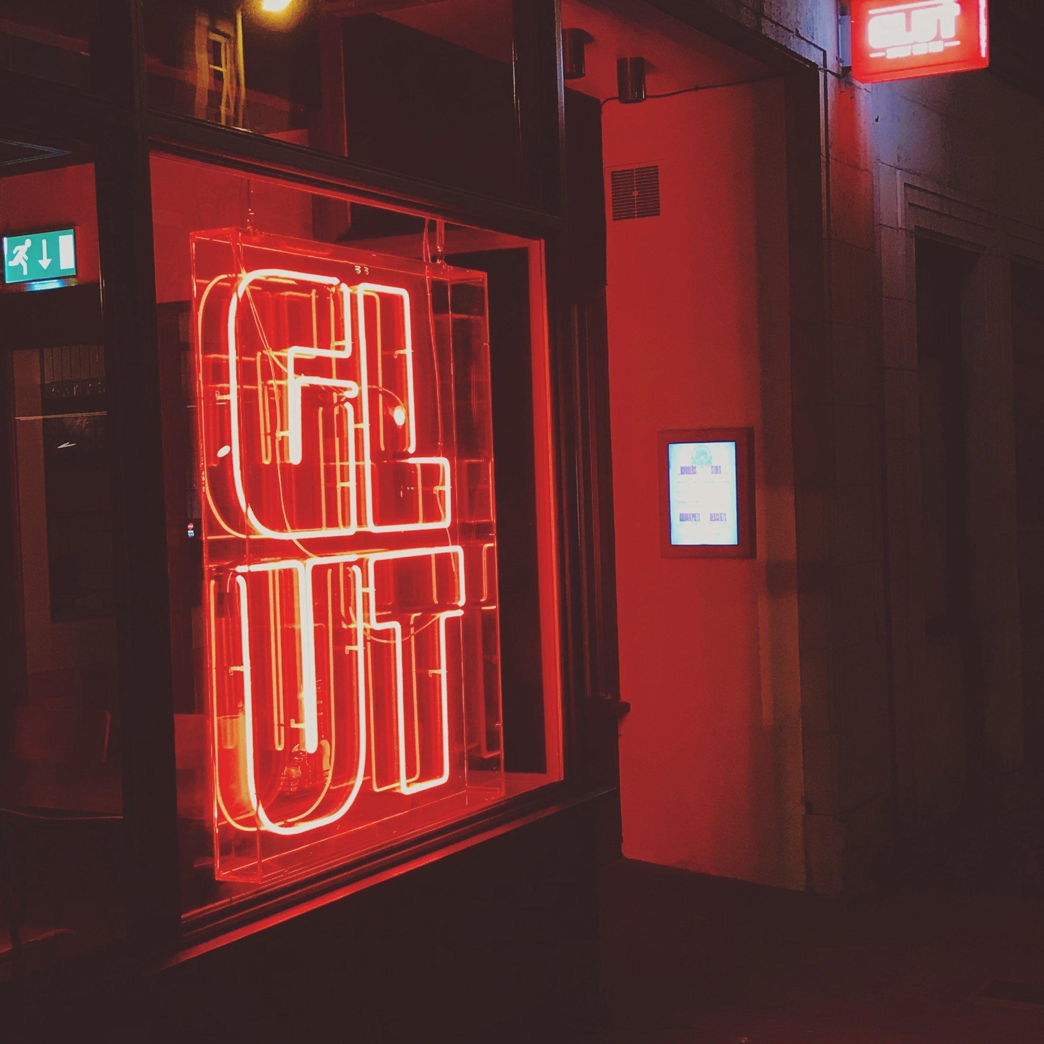 Glut, Oxford - Burger Restaurant - Gallery Image 09