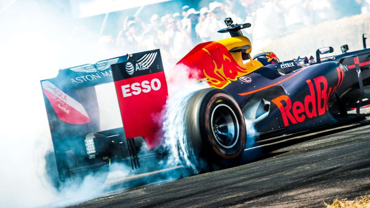 Goodwood Festival of Speed 2019