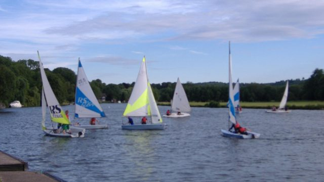 Goring Thames Sailing Club