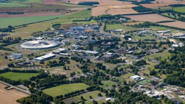 Government funding for space innovation businesses in Oxfordshire