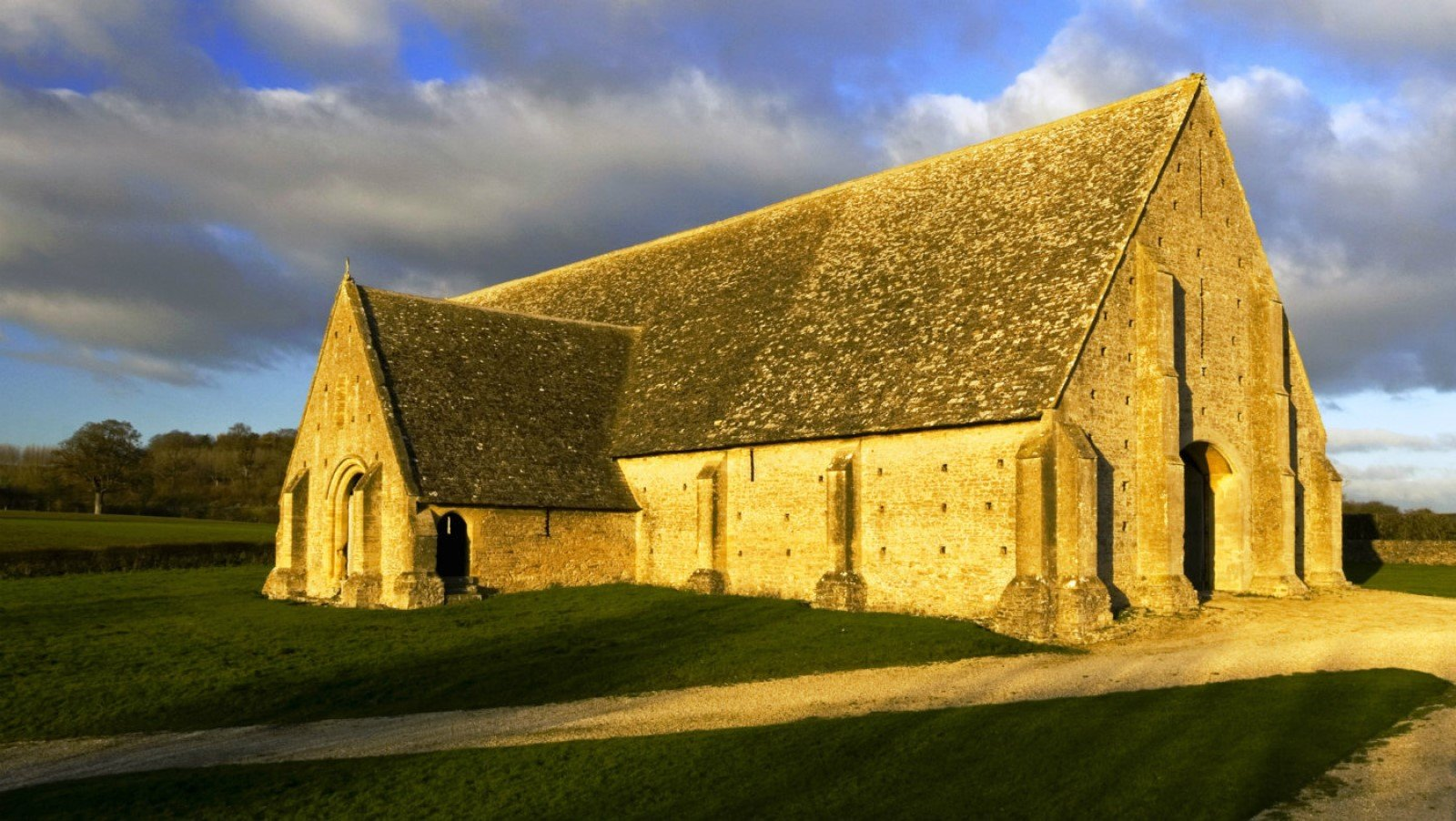 Great Coxwell Barn Oxfordshire