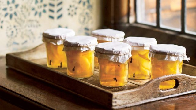 Pickled Pears Recipe from The Great Dixter Cookbook