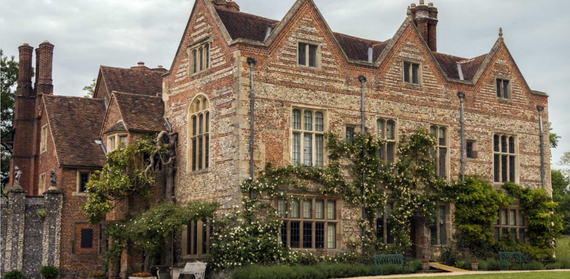 National Trust's Greys Court
