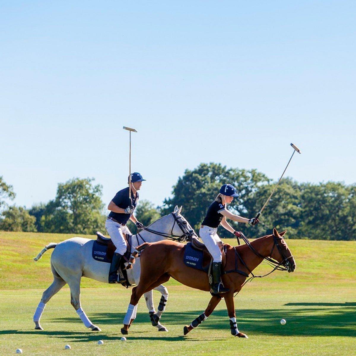 Guards Polo Academy Coworth Park Polo Lesson Field
