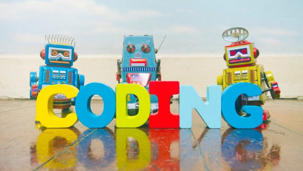 Half Term Coding Workshop