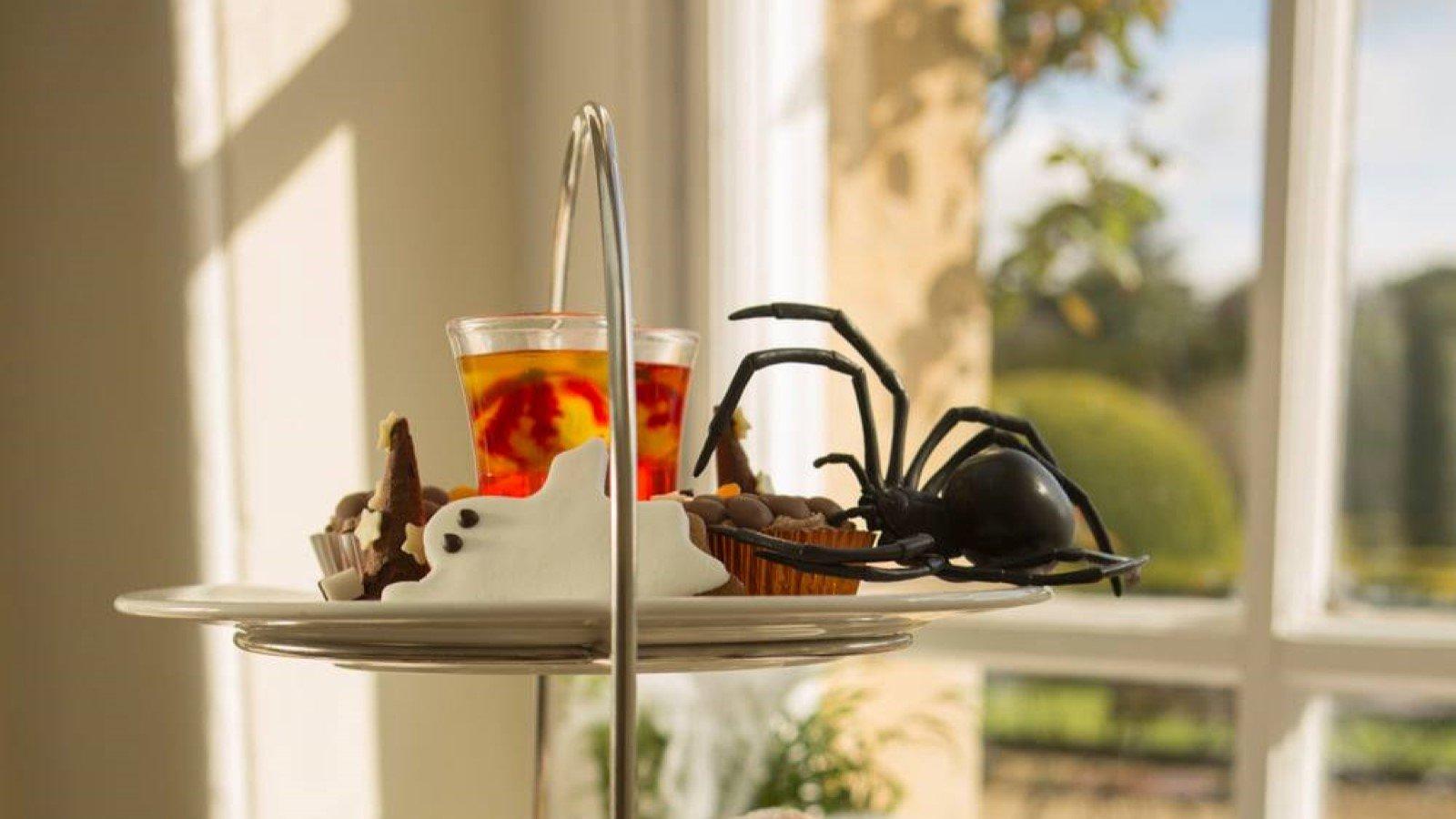 Halloween Children's Afternoon Tea at Blenheim Palace