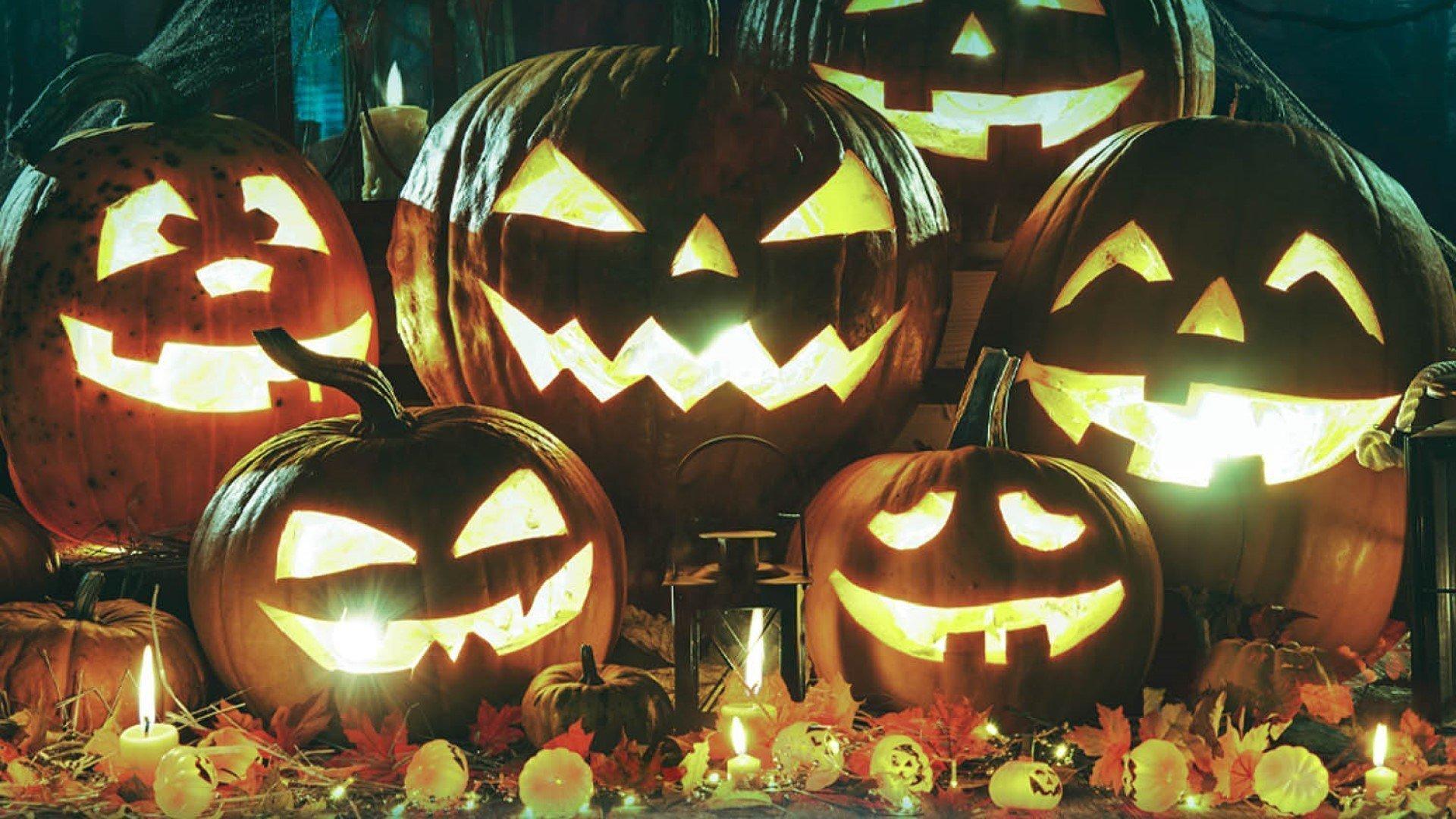 Halloween at Blenheim Palace