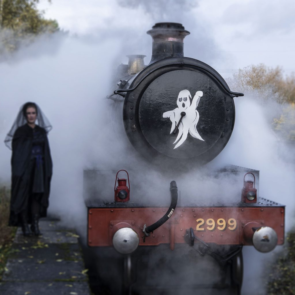 Hallowsteam! at Didcot Railway Centre