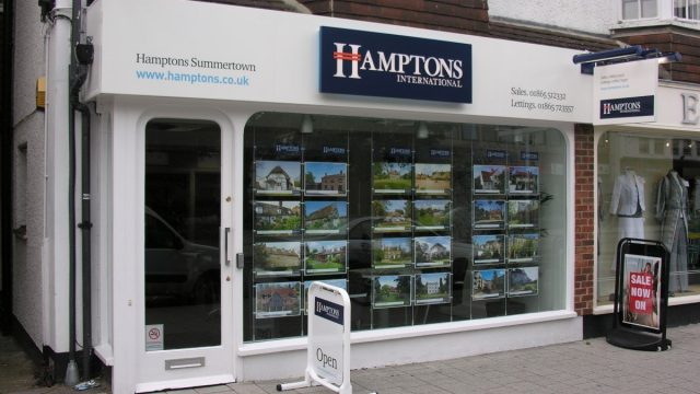 Buy property in the Oxford area through Hamptons International Estate Agents, Banbury Road, Summertown, Oxford