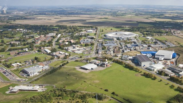 Science and Technology Facilities Council appoints Mace to build two major new research facilities