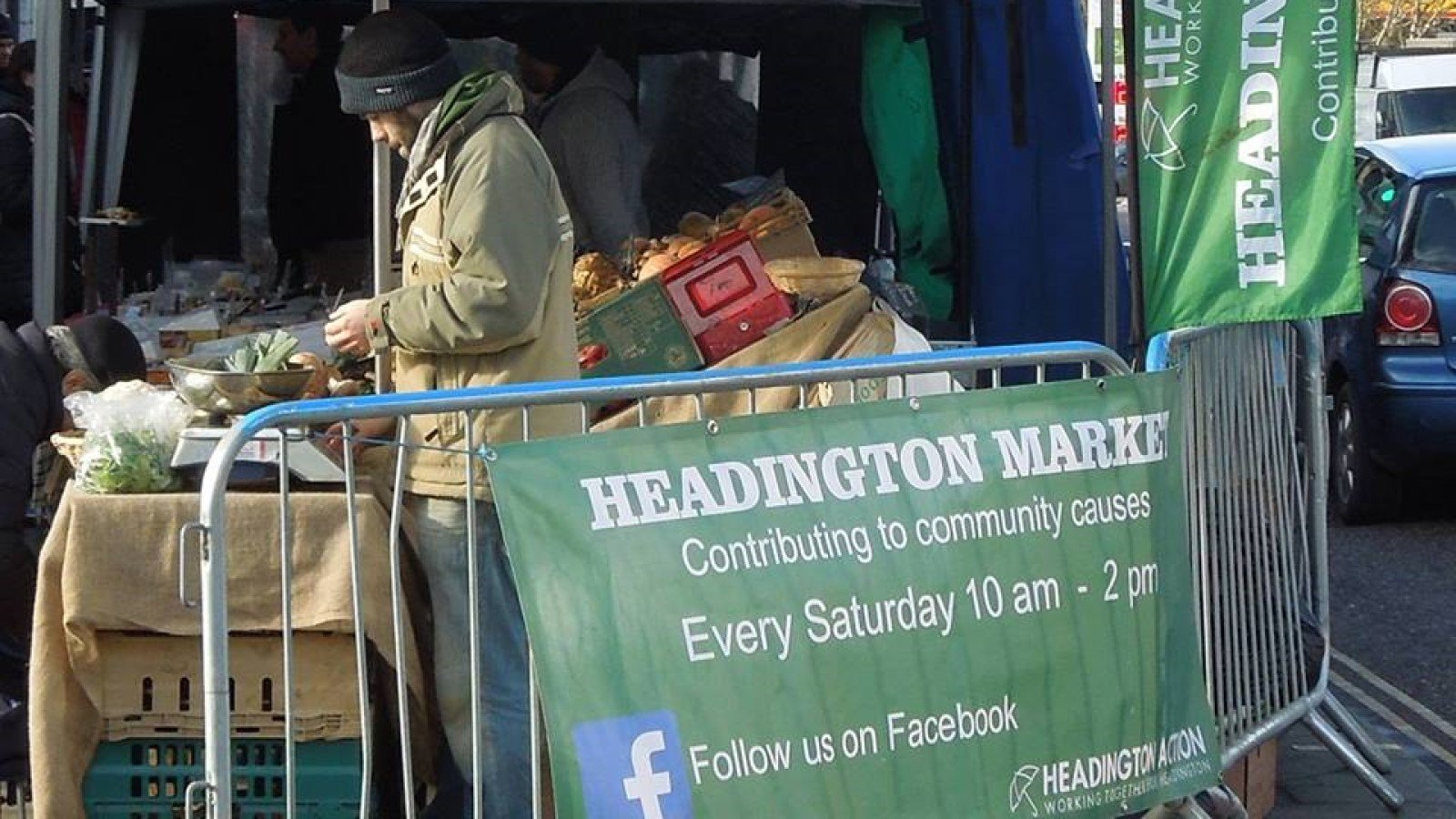 Headington Market - Headington Farmers' Market
