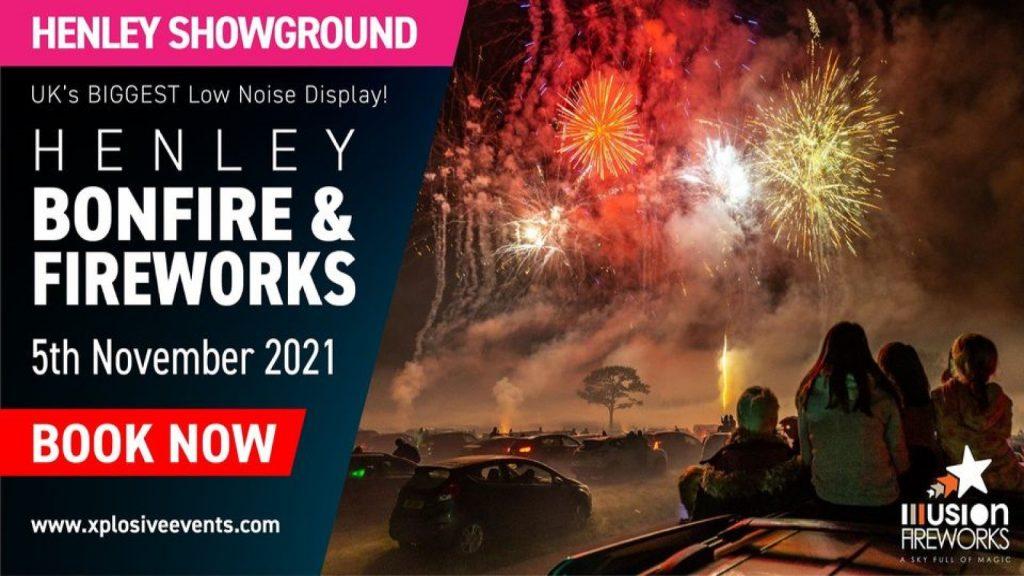 Henley Family Bonfire & Fireworks 2021
