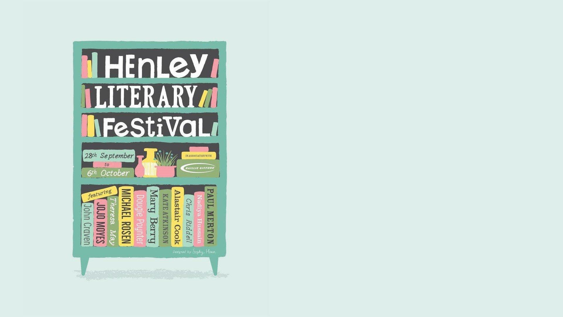 Henley Literary Festival 2019 - The Oxford Magazine