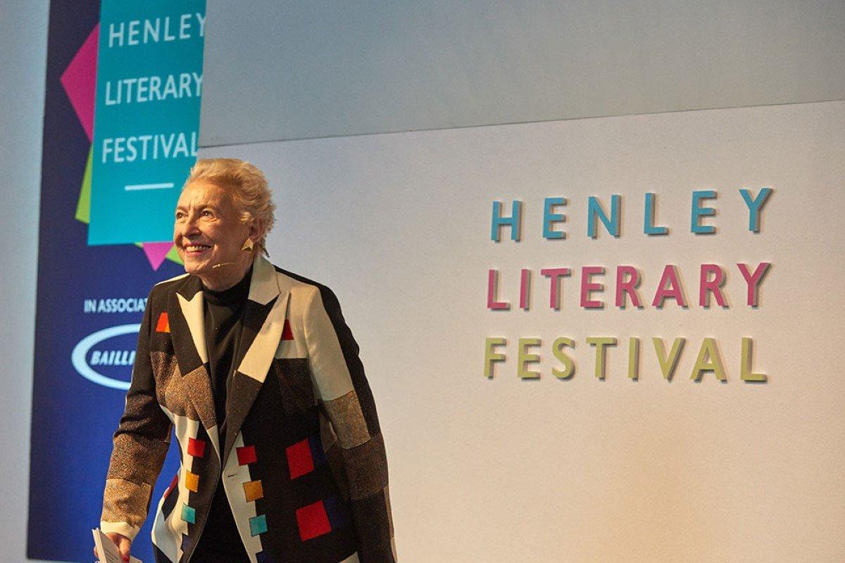 Henley Literary Festival Gallery Image 01 - Dame Stephanie Shirley