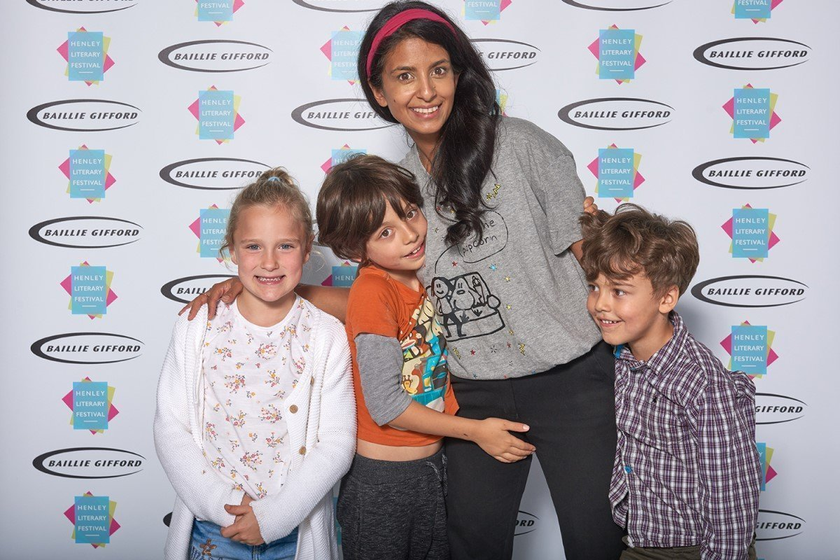 Henley Literary Festival Gallery Image 04 - Konnie Huq and Friends