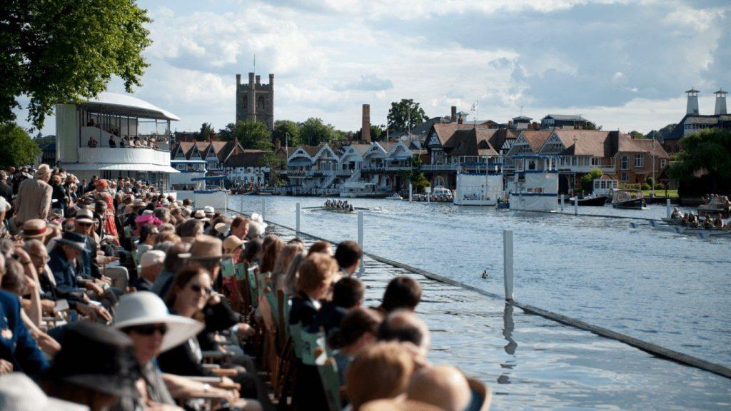 Henley Royal Regatta 2019, Henley-on-Thames