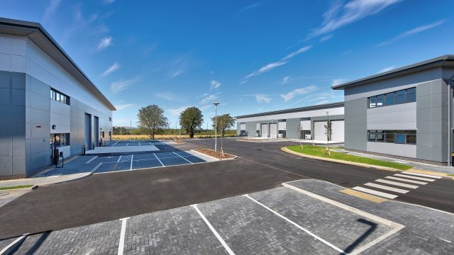Hi-tech Firm to move into New Premises at Grove Business Park in Wantage