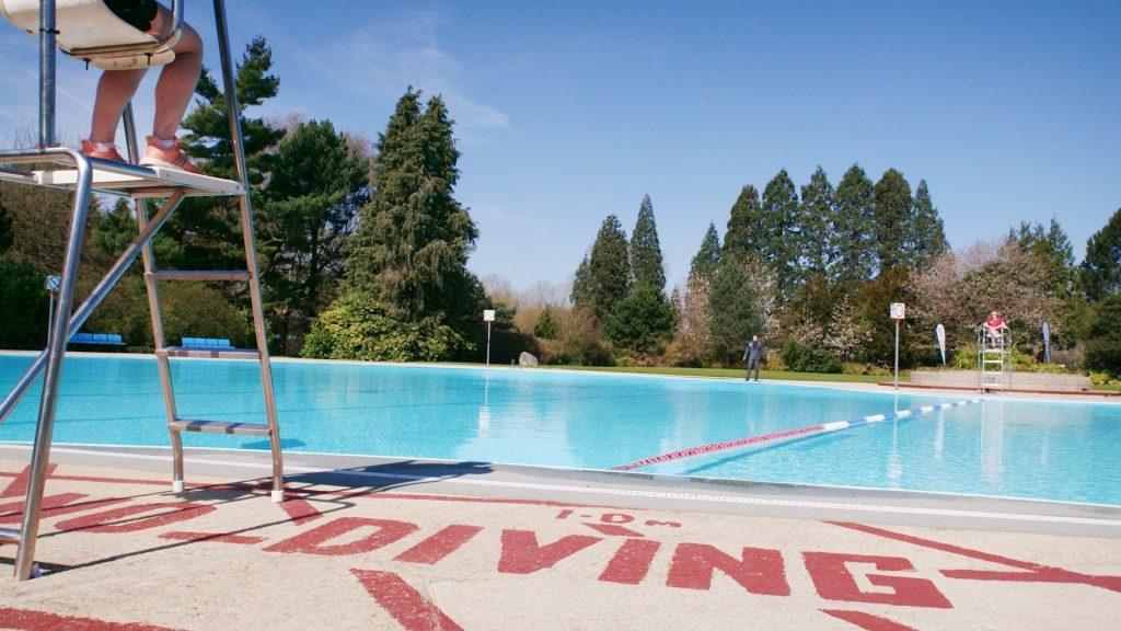 Hinksey Heated Outdoor Pool, Oxford